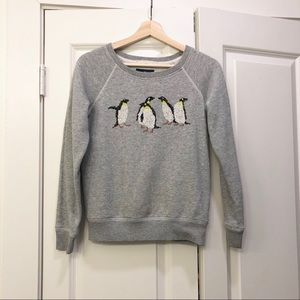 American Eagle Penguin Sweatshirt